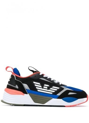 EA7 Emporio Armani  Sneaker Ayakkabı Erkek Ayakkabı S X8X070 Xk165 M979 Renkli
